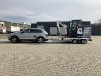 Maschinentransport-Anhänger Hapert 3,5 to
