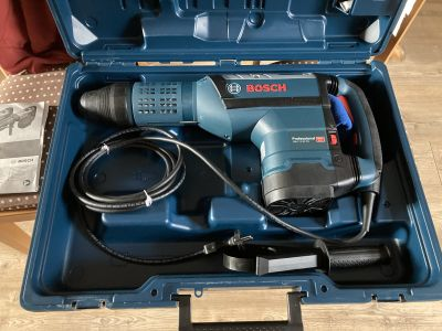 Bohrhammer Bosch SDS max GBH 12-52 DV Professional zu vermieten